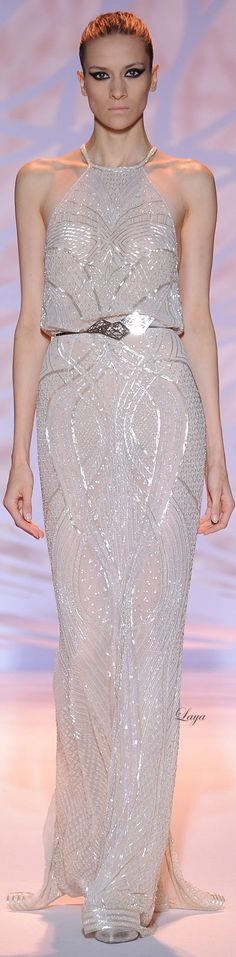 Zuhair Murad Fall-Winter 2014-15✿Laya