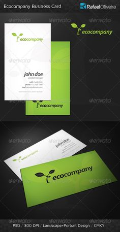 Ecocompany Business Card