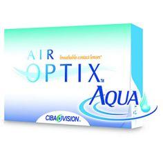 Nowe soczewki Air Optix Aqua to super oddychające soczewki kontaktowe. Nowa generacja soczewek kontaktowych – aby Twoje oczy wyglądały zdrowo! Jest coś co zmieni Twoje spojrzenie na soczewki kontaktowe. To soczewki Air Optix, które zapewnią Twoim oczom do 5 razy więcej tlenu niż tradycyjne soczewki hydrożelowe – dzięki temu Twoje oczy będą wyglądały zdrowo.