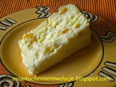 Polish Desserts, Polish Recipes, Polish Food, Recipes From Heaven, Cheesecakes, No Bake Cake, Food To Make, Sweet Tooth, Food And Drink