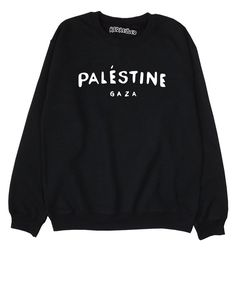 Palestine Gaza  Sweatshirt  Jumper  Political  by REDRESSEDco
