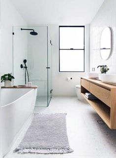 When it comes to designing your own Minimalist Scandinavian . Get More Awesome Scandinavian Bathroom Minimalist Ideas When it comes to designing your own Minimalist Scandinavian . Get More Awesome Scandinavian Bathroom Minimalist Ideas Minimalist Bathroom Design, Minimal Bathroom, Minimalist Home Interior, Modern Bathroom Design, Bathroom Interior Design, Minimalist Small Bathrooms, Contemporary Bathrooms, Minimalist Scandinavian, Bathroom Ideas