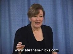 ▶ Abraham: GETTING INTO THE VORTEX: THE BIG ONE - Esther & Jerry Hicks - YouTube
