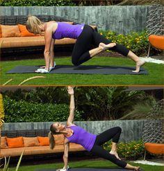 Beach Body Pilates - Shape up for swimsuit season with this total-body toning routine