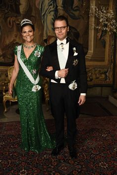 Tonight King Carl XVI Gustaf and Queen Silvia hosted the first official dinner of the year at the Royal Palace of Stockholm. Invited were guests from the Riksdag  the government  the government offices  diplomatic corps  culture and media - in short the official Sweden. Crown Princess Victoria  Prince Daniel  Prince Carl Philip and Princess Sofia attended as well.      img src  http   media.shootitlive.com ZNsgW59tNY1xIhLmfBFxuOLwBwh 1200.jpg  border 0      img src  http…