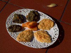 Cooking recipes from casadomoras - starter: fried veg i batter