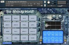 So Shady Vol.2 KONTAKT WAV MiDi magesy.pro