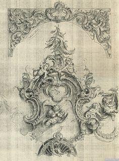 7 | Орнаменты в стиле рококо высокого качества | ARTeveryday.org