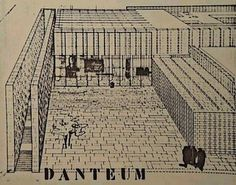 10 Giuseppe Terragni, Danteum