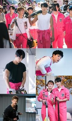 clean with passion for now Clean With Passion For - cleaning Watch Korean Drama, Korean Drama Movies, Korean Actors, Korean Dramas, Ver Drama, Drama Film, Hak Jin, Kim Book, Best Kdrama