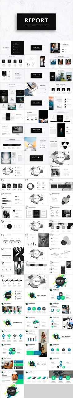 3 in 1 business report design Slides – The highest quality PowerPoint Templates and Keynote Template Great Powerpoint Presentations, Simple Powerpoint Templates, Professional Powerpoint Templates, Business Powerpoint Presentation, Keynote Template, Infographic Powerpoint, Best Presentation Templates, Effective Presentation, Presentation Skills