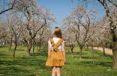 Linen skirt for girls Linen Skirt, Slow Fashion, Heavenly, Summer Dresses, Girls, Products, Toddler Girls, Summer Sundresses, Daughters