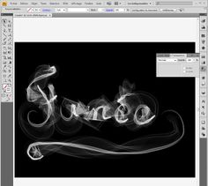 ILLUSTRATOR - fumée