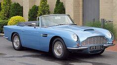 1965 Aston Martin DB6 Short-Chassis Volante