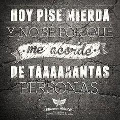 Frases en español.