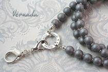 Vernada Design, avainkoru, hopea