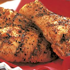 way to get really crisp chicken wings. These OLD BAY seasoned wings ...