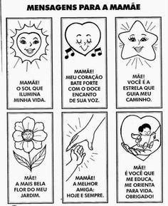 Pedagógiccos: Atividades: Dia das Mães - parte 2