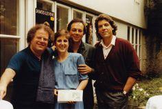 """Record release of """"Le Nozze di Figaro"""" in Salzburg (1992) with Maestro James Levine, Dawn Upshaw and Ferruccio Furlanetto"""