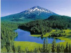 Mount Bachelor is just one of our favorite mountains!
