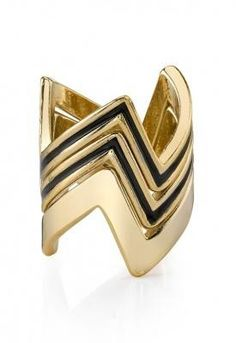 Azura Boutique - House of Harlow 3 Stack Jagged Rings, $70.00 (http://www.shopazura.com/3-stack-jagged-rings/)