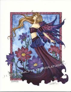 Fairy Art Artist Amy Brown: The Official Online Gallery. Fantasy Art, Faery Art, Dragons, and Magical Things Await. Amy Brown Fairies, Dark Fairies, Dragons, Love Fairy, Zodiac Art, Beautiful Fairies, Flower Fairies, Fairy Art, Faeries