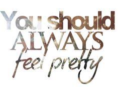 pretty, quotes