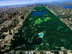 An Overview of Central Park