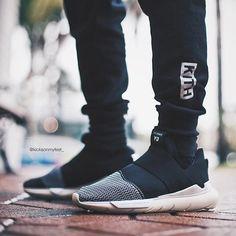 Adidas Y3 On Feet