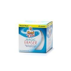 #7: Mr. Clean Magic Eraser Cleaning Pads, 8-Count Box
