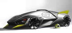 Outstanding concept cars detail is offered on our website. Check it out and you wont be sorry you did. Car Design Sketch, Car Sketch, Supercars, Best Luxury Cars, Futuristic Cars, Car Drawings, Transportation Design, Future Car, Automotive Design