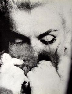 MM Photographed by Bert Stern, 1962