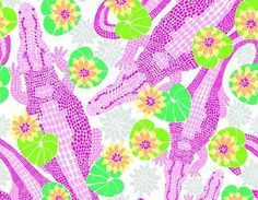 Lilly Pulitzer: Glorious Gators