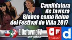 Candidatura de Javiera Blanco como Reina del Festival de Viña 2017