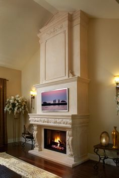 47 best customer mantel remodels images fireplace mantel surrounds rh pinterest com