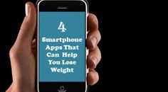 4 Smartphone Apps That Can Help You Lose Weight | My Well-Being #mwbforme
