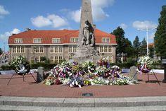 Voor hen die vielen, het herdenkingsmonument in den helder