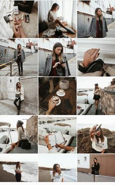 Instagram Feed Tips, Instagram Grid, Instagram Design, Instagram Story Ideas, Instagram Marketing, Photocollage, Photography Editing, Creative Photos, Vsco