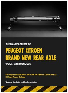 Marxxon Peugeot 106 206sw 206cc 306 Partner Citroen AX Saxo ZX xsara Picasso berlingo rear Suspension rear axle back axle http://www.marxxon.com/newsinfo/516.html Email:sunny@marxxon.com  Whatsapp:+86-15340586017 Skype:sunny@marxxon.com #citroen #peugeot #peugeot206 #love #instagood #like4like #follow #me #citroenzx #peugeot205 #peugeot106 #citroenax #citroensaxo #peugeot306 #peugeot405 #peugeotpartner #citroenxsara #citroenxsarapicasso #citroenberlingo #peugeotfan #peugeotlove  #frenchcar…