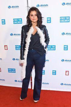 Selena Gomez at We Day
