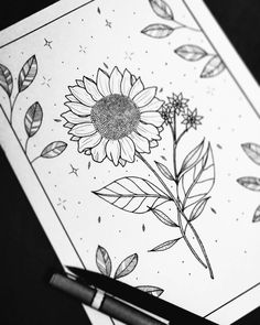 Find the tattoo artist and the perfect inspiration to get your tattoo. - Drawing created by artist Felipe Ramos from São Paulo. Pencil Art Drawings, Doodle Drawings, Easy Drawings, Doodle Art, Drawing Sketches, Drawing Ideas, Arte Sketchbook, Tumblr Art, Mandala Art