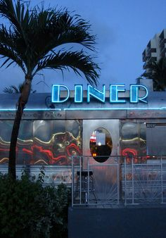 diner (the 11th Ave diner in Miami)