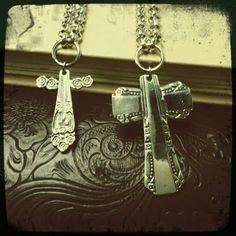 Spoon Cross Jewelry via Silver Spoon Jewelry (photo only)