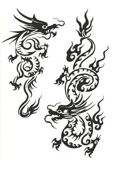 Dragon Tattoos For Women | ... Dragon tattoos and Chinese Dragon Tattoo Designs. See Chinese Dragon