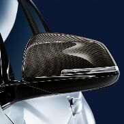 BMW M Performance Carbon Fiber Mirror Cap Set Left, Right   Go to townsendBMW.com for more or call (205)345-9811