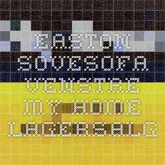 EASTON SOVESOFA VENSTRE - My Home Lagersalg