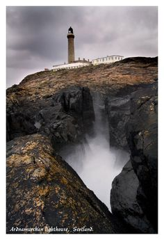 Ardnamurchan Lighthouse - Highland Scotland ★。☆。JpM ENTERTAINMENT ☆。★。