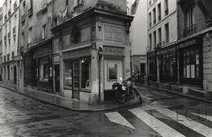 Rue de Seine in the Rain