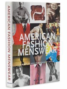 American fashion menswear / Robert E. Bryan