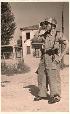 Fallschirmjäger, Italy 1943